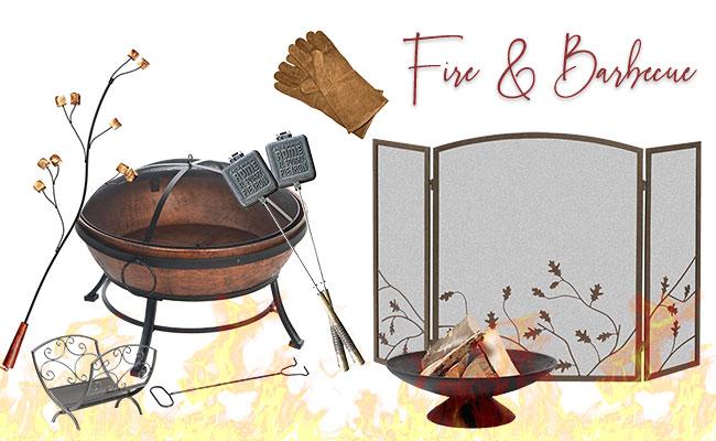 Fire & Barbecue