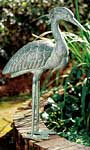 Achla Cast Aluminum Great Blue Heron