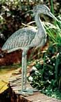 Achla Cast Aluminum Great Blue Heron