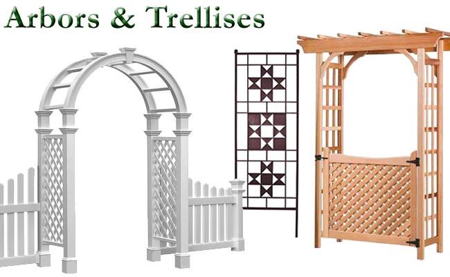 Arbors & Trellises