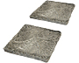 Athens Dragonfly Stepping Stones, Pre Aged, Pack of 2