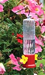 Audubon Staked Garden Hummingbird Feeders, Pack of 6