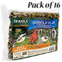 Birdola Plus Seed Cakes, 2 lbs. each, Pack of 16