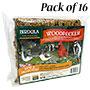 Birdola Woodpecker Seed Cakes, 2.31 lbs. each, Pack of 16