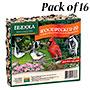 Birdola Woodpecker Junior Seed Cakes, 8 oz. ea., Pack of 16