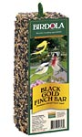 Birdola Black Gold Finch Seed Bar, 14 oz., Pack of 10