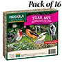 Birdola Trail Mix Seed Cakes, 2.1 lbs. each, Pack of 16