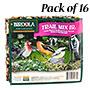 Birdola Trail Mix Junior Seed Cakes, 6.9 oz. ea., Pack of 16