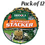Birdola Woodpecker Stacker Seed Cakes, 6.5 oz., Pack of 12