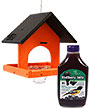 Polywood Recycled Plastic Single Oriole Feeder with Jelly