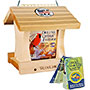 Woodlink Hopper Feeder DIY Kit w/Identification Guide