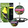 BestNest Multi-Bird Stacker Seed Cakes and Feeder Package