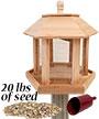 Heath Le Grande Gazebo Bird Feeding Kit