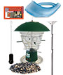 Wild Bills Electronic Bird Feeding Package, 8 Port