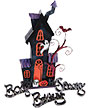 Halloween Home Accent Kit, Haunted House and Shelf Messages