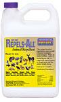 Bonide Repels-All Animal Repellent, RTU, 1 gal