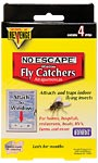 Bonide Revenge Window & Screen Fly Catchers, Pack of 4