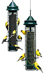 Brome Squirrel Buster Squirrel Proof Finch Feeders, 2 Pack