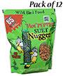 C&S Hot Pepper Suet Nuggets, 27 oz., 12 Bags