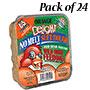 C&S Orange Delight No Melt Suet Dough, 11.75 oz., Pack of 24