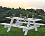 Dura-Trel Picnic Table, 6'