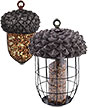 Esschert Design Acorn Bird Feeder Package