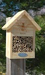 Esschert Design Basic Solitary Bee House