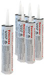 Firestone Lap Sealant HS, Pack of 6 Tubes