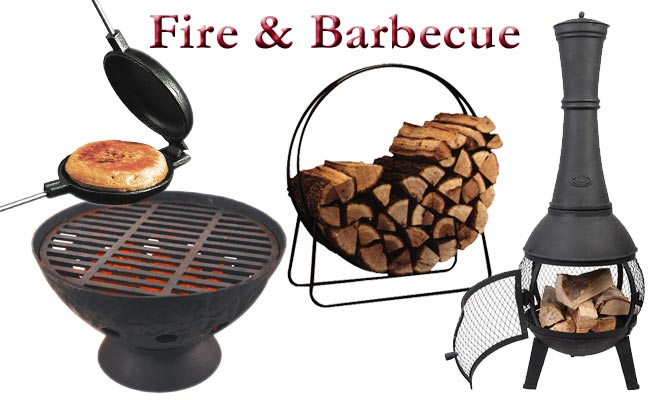 Fire & Barbecue