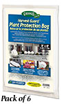 Gardeneer Frost Protector Plant Bags, 8' x 6' each, 6 Pack