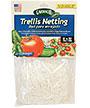 Gardeneer Vegetable Trellis Netting, 5' x 15'