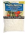 Gardeneer Vegetable Trellis Netting, 5' x 30'
