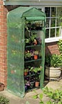 "Gardman Five Tier Mini Greenhouse, 79""H"