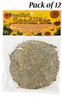GreenBird Sunflower Seed Pies, Pack of 12