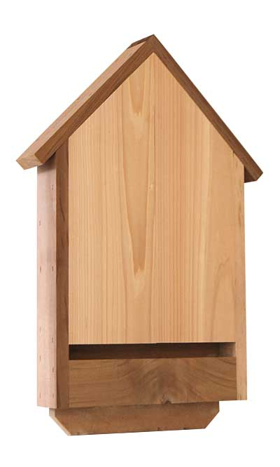 COVESIDE BAT CONDOMINIUM  BAT HOUSE HOLDS UP TO 50 BATS