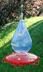 Heath Daisy Lace Dew Drop Hummingbird Feeder, 45 oz.