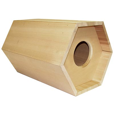 Heath Mallard Nesting Box at BestNest comWild Birds  gt  Bird Houses  gt  Duck Houses  Heath Mallard Nesting Box