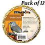 Heath Multi-Grain Stack'ms Seed Cakes, 7 oz., Pack of 12