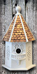 Home Bazaar Rapunzel Bird House