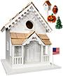 Home Bazaar Season's Tweetings Bird House