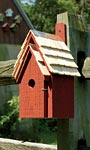 Heartwood Bluebird Manor, Red