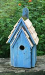 Heartwood Bluebird Manor, Blue