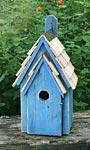 Heartwood Bluebird Manor, Blue