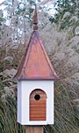 Heartwood French Villa Bird House