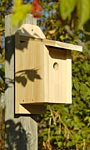 Heartwood Joy Box Chickadee House