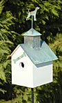 Heartwood Sleepy Hollow Bird House, Big Dog