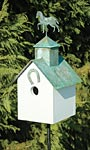 Heartwood Sleepy Hollow Bird House, Horse Heaven