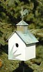 Heartwood Sleepy Hollow Bird House, Hen House