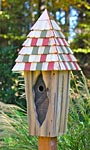 Heartwood Vintage Bluebird House