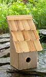 Heartwood Fruit Coop Bird House, Fig